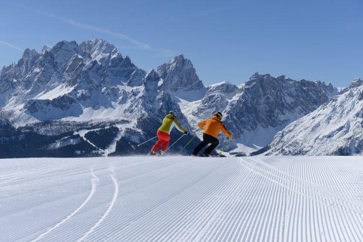 Ski-Erlebnisse im Skigebiet Drei Zinnen/Hochpustertal