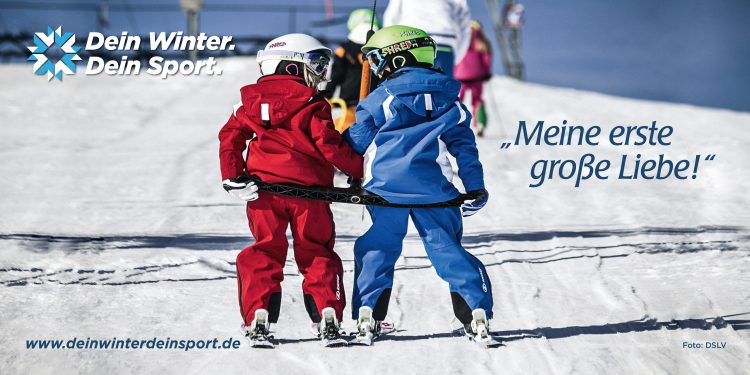 Dein Winter. Dein Sport. Gratis-Tickets für Kinder und Materialtests