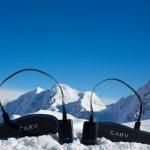 Über millimeterdünne Schuheinlagen werden Daten wie Geschwindigkeit, Druckverteilung der Füße, Kraftaufwand, Rotation und Ausrichtung der Ski laufend gemessen und an eine Smartphone-App via Bluetooth gesendet.