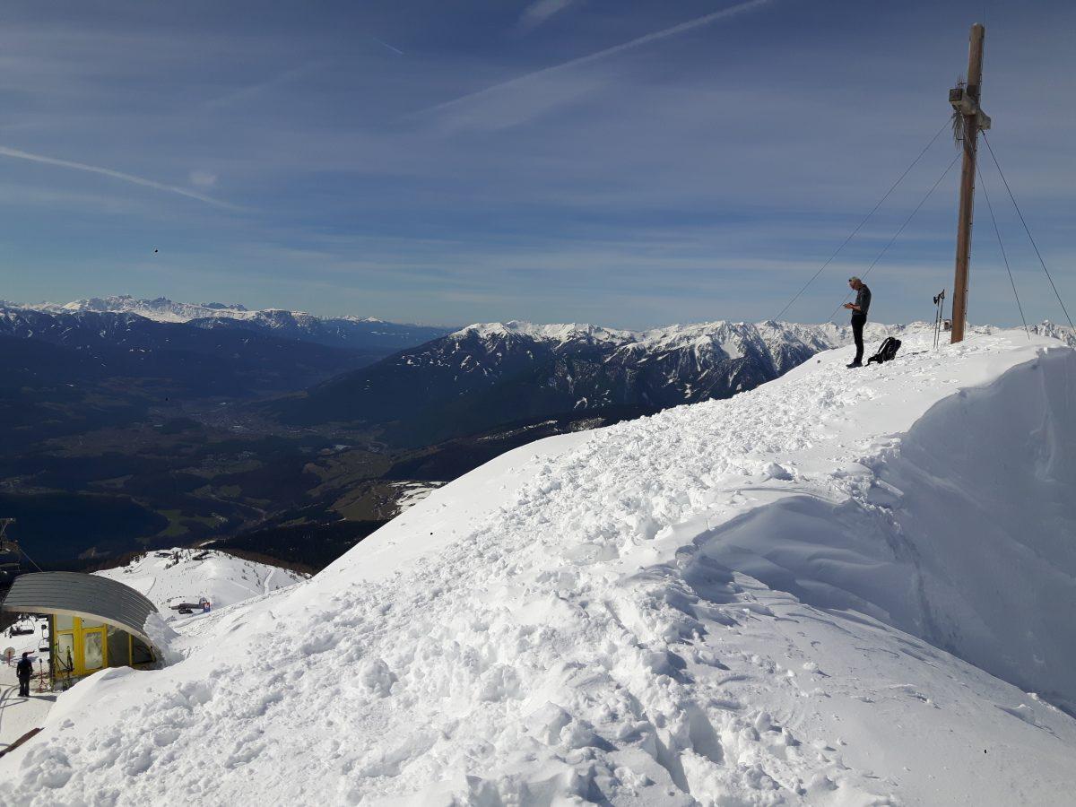 Gitsch-Gipfel mit Traumpisten und Wahnsinns-Panorama, Foto: Heidi Siefert