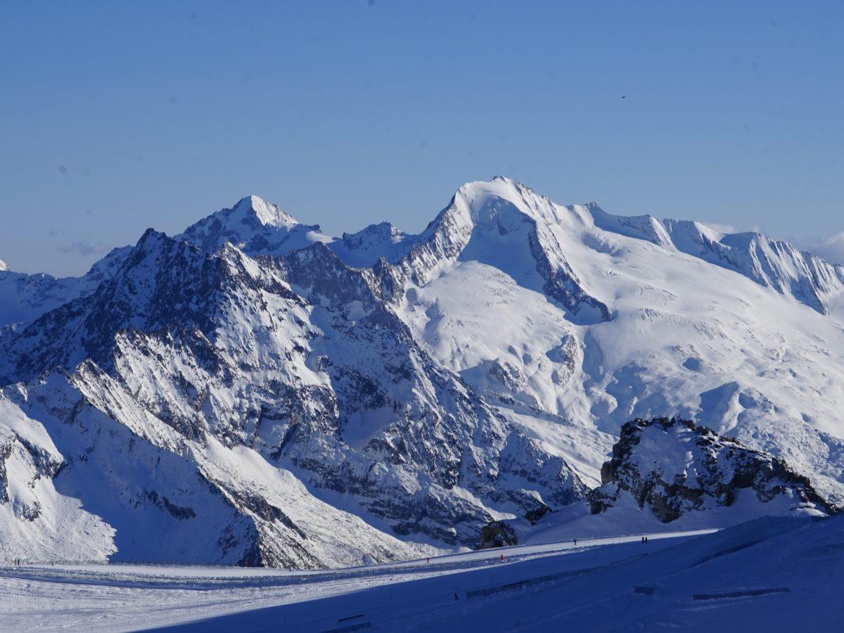 Tirol, Hintertuxer Gletscher, Foto: Ben Krause