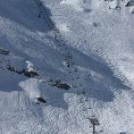 Die tiefschwarze Abfahrt Chavanette (auch Schweizer Wand oder Mur de Chavanette genannt) mit ihren Riesenbuckeln von Avoriaz (Frankreich) nach Les Crosets (Schweiz). Foto: Yashima auf Flickr