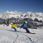 Skiregion Schladming-Dachstein: Skifahrer. Foto: Herbert Raffalt/Schladming-Dachstein.at